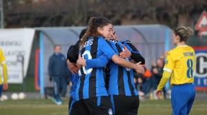 Atalanta-Tavagnacco goal 1