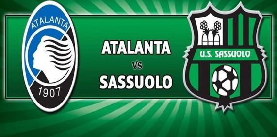 Atalanta-Sassuolo