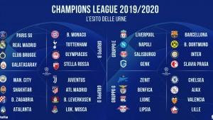 Calendario Gironi Champions 2020.L Atalanta E I Suoi Tifosi Atalantini Com